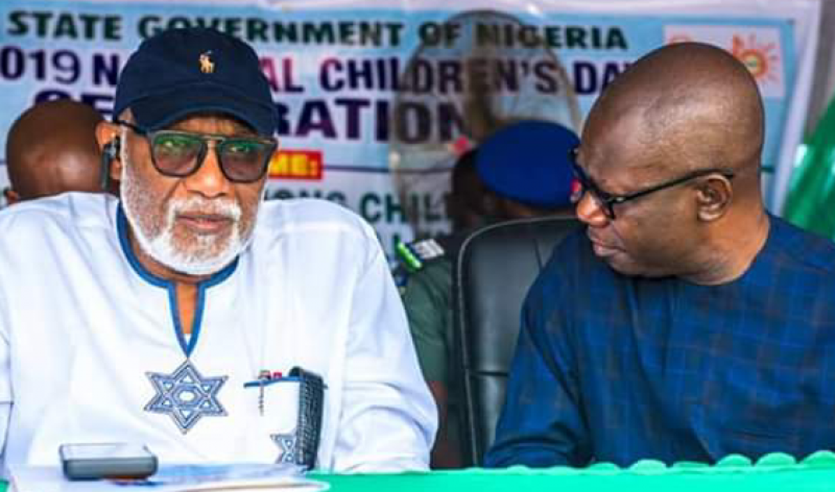 Resign from Akeredolu administration, PDP tells Ondo Deputy Governor