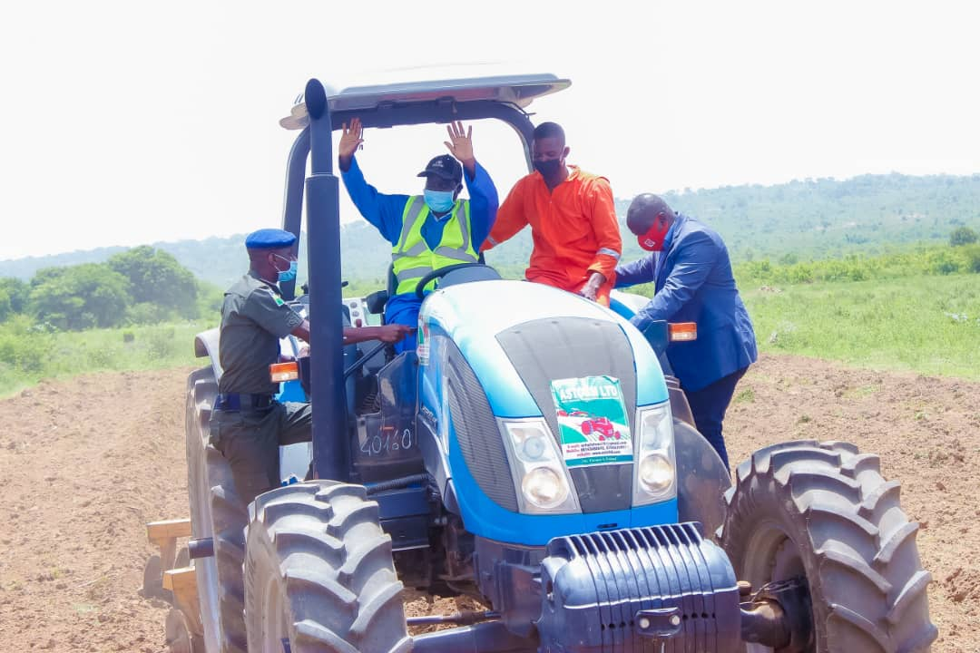 Plateau: Lalong spends N1 billion to reacquire Baric Farm