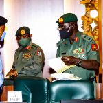 Buhari to security chiefs: Your best not good enough