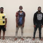 FCT police parade 3 brothers, 21 others for cybercrime