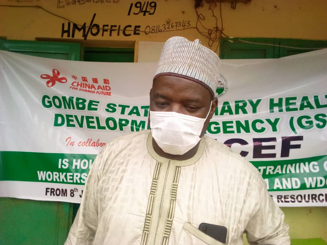 38 health workers, 150 WDC trained on MNCH services in Gombe - Daily Sun