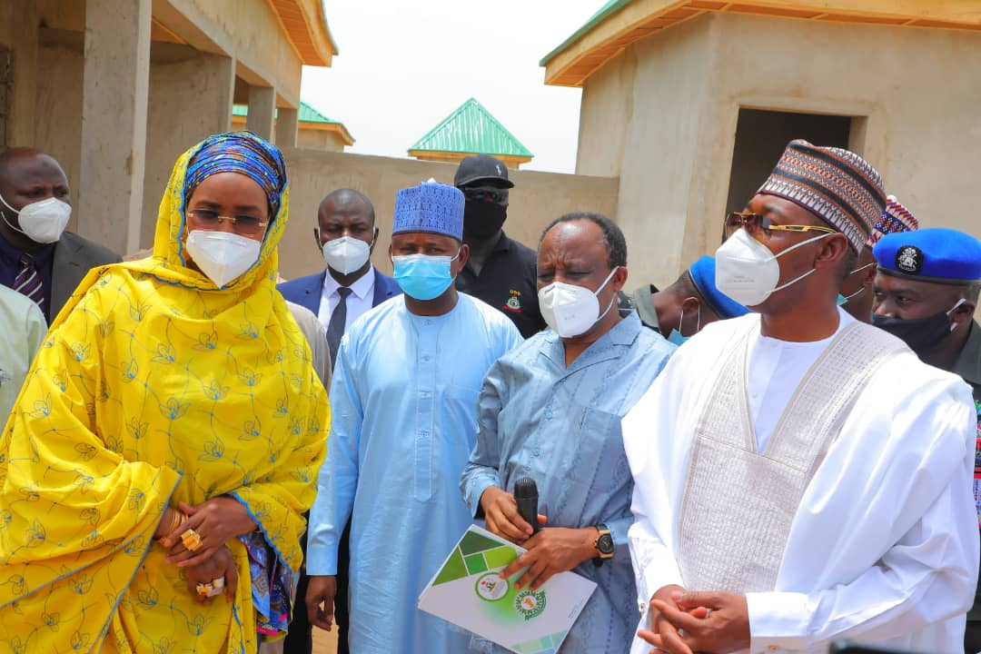 Boko Haram: FG launches 10,000 houses in Borno