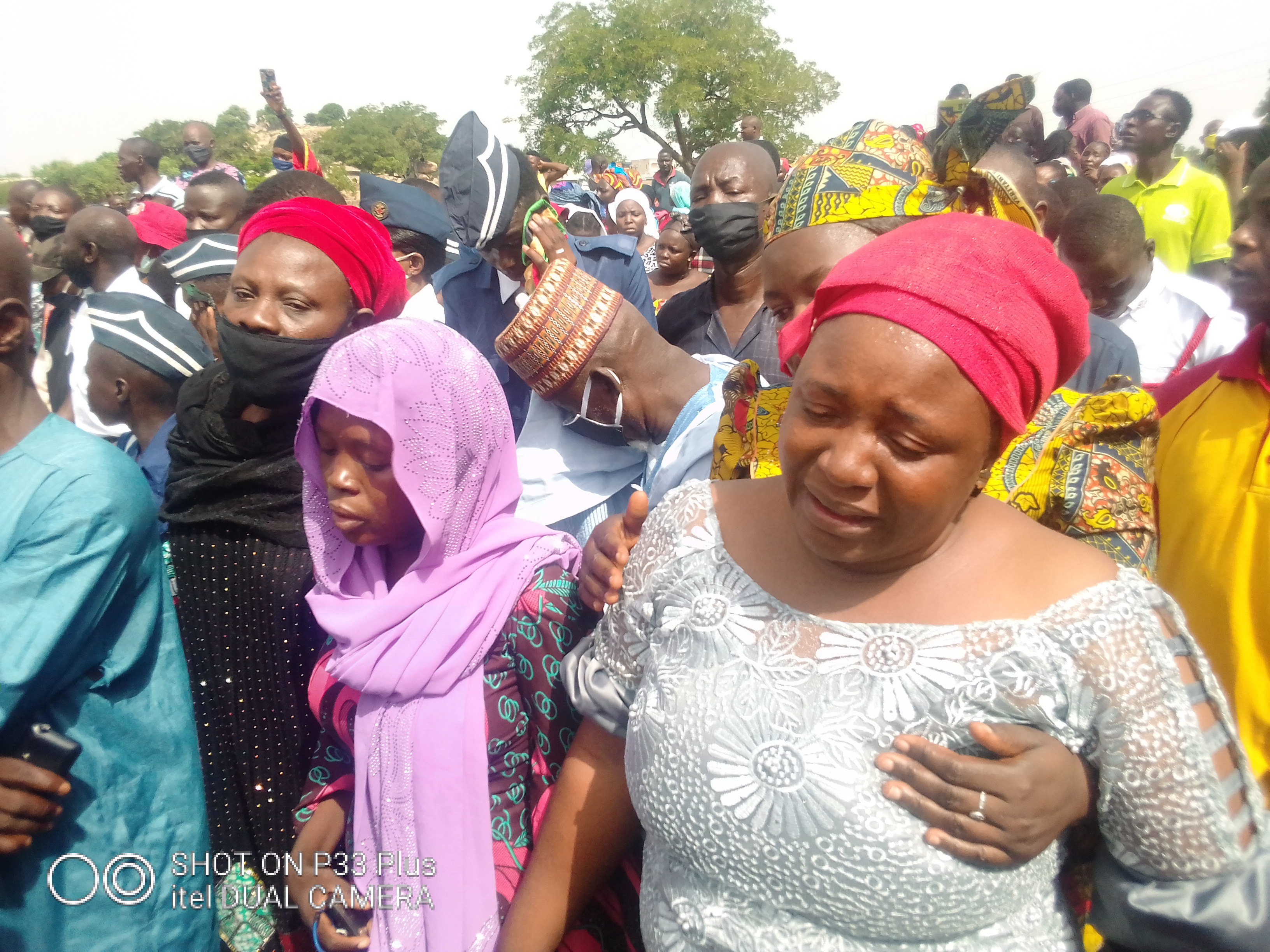 Bauchi: Tearful funeral for security guard murdered over missing phone