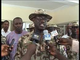 How troops are battling insurgents in the North West