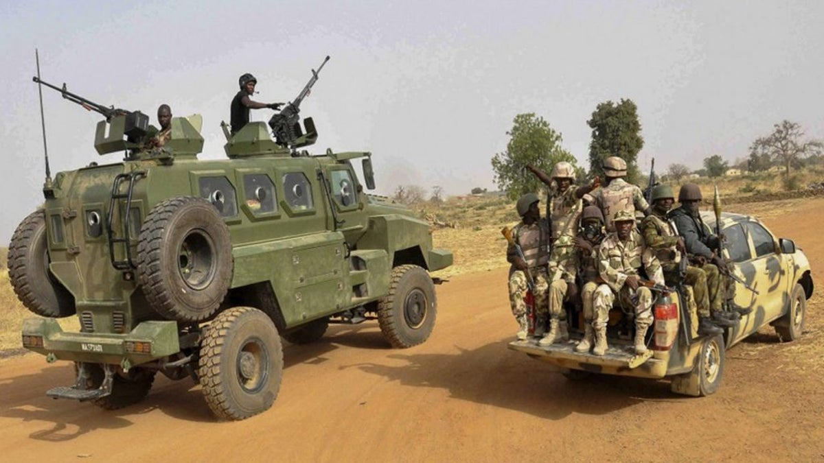Soldiers kill 3 bandits in Nassarawa, rescue kidnapped victims