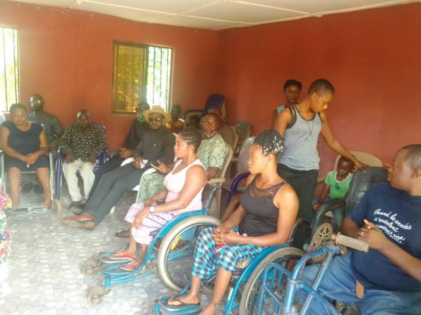 Group advocates for special protection of PWDs against COVID-19 infection