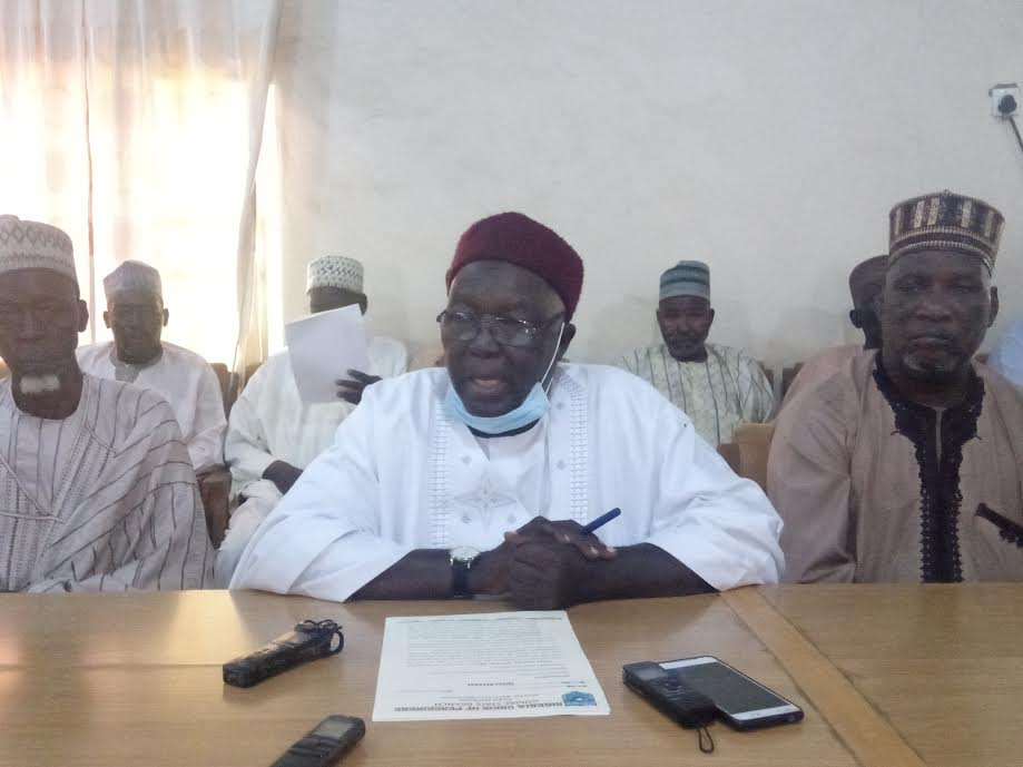 'We haven't been paid for 9 years', Gombe pensioners complain