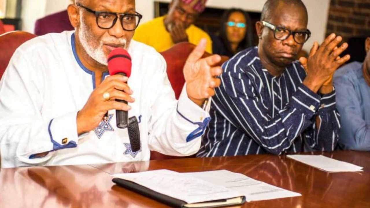 Ondo Assembly divided over plan to impeach deputy governor