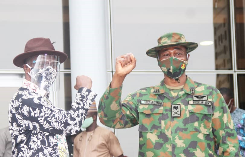 Diri urge Nigerian Army to activate FOB in Agge,Oluasiri