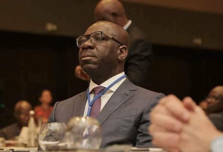 Edo guber: Obaseki joined PDP 2 years into his tenure –Osagie
