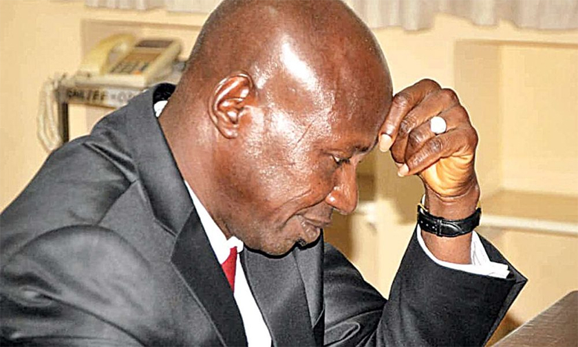 Magu faces panel again from detention – The Sun Nigeria