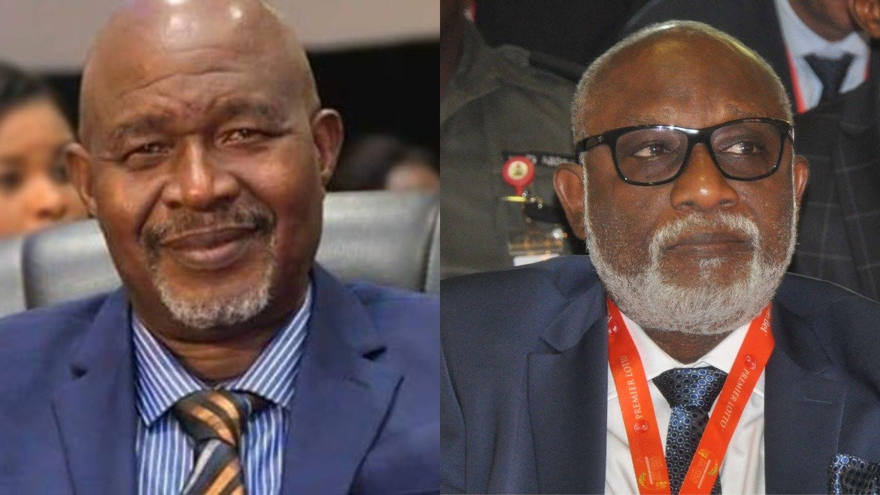 Akeredolu has personalised government in Ondo, says ex-SSG