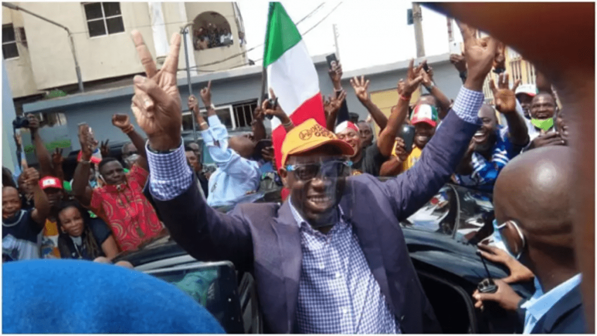 Edo 2020: Diaspora Connect flags-off campaign for Obaseki in Benin, assures of victory