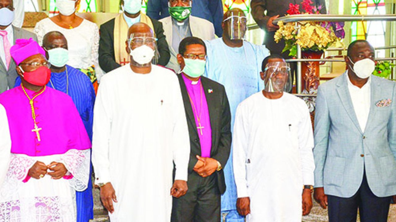 COVID-19: Church leaders exhibiting reckless confidence, says FG ...
