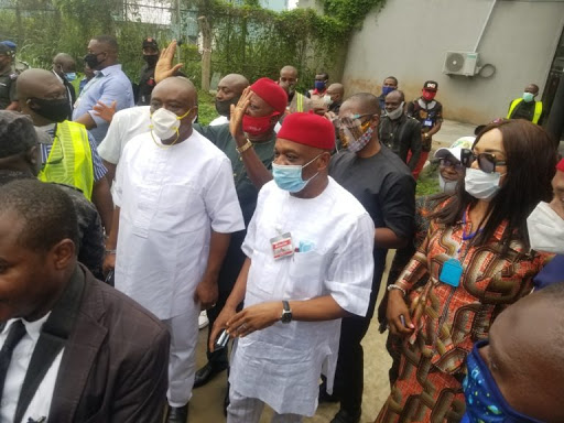 Kalu arrives Abia to rousing welcome – The Sun Nigeria - Daily Sun
