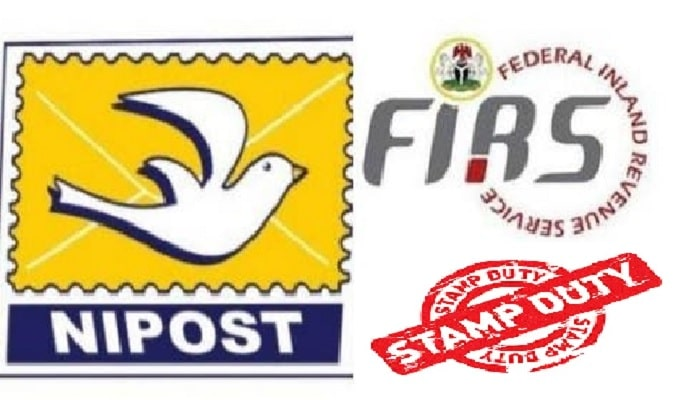 FIRS, NIPOST apologise for public spat over stamp duty