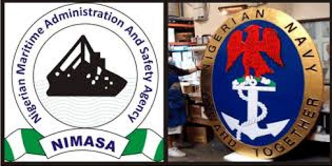 NIMASA commends Nigerian Navy on enforcement of new anti-piracy law