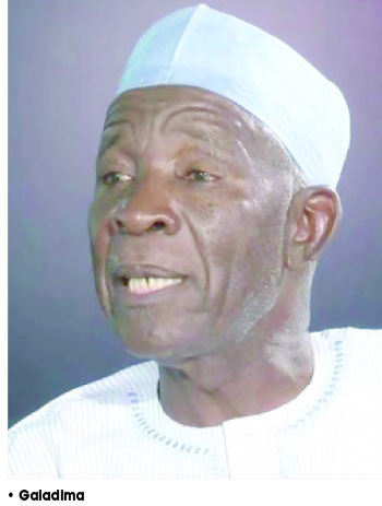 What Buhari'll do in 2023 – Buba Galadima