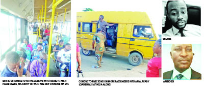 Inside danger-laden Lagos public transport – The Sun Nigeria - Daily Sun