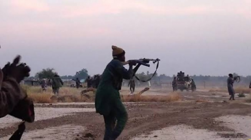 4 soldiers, 10 policemen, 4 others killed by terrorists: DHQ
