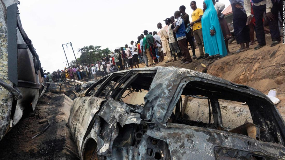 Kogi tanker explosion; North Central Governors' Forum condoles with people and government of Kogi