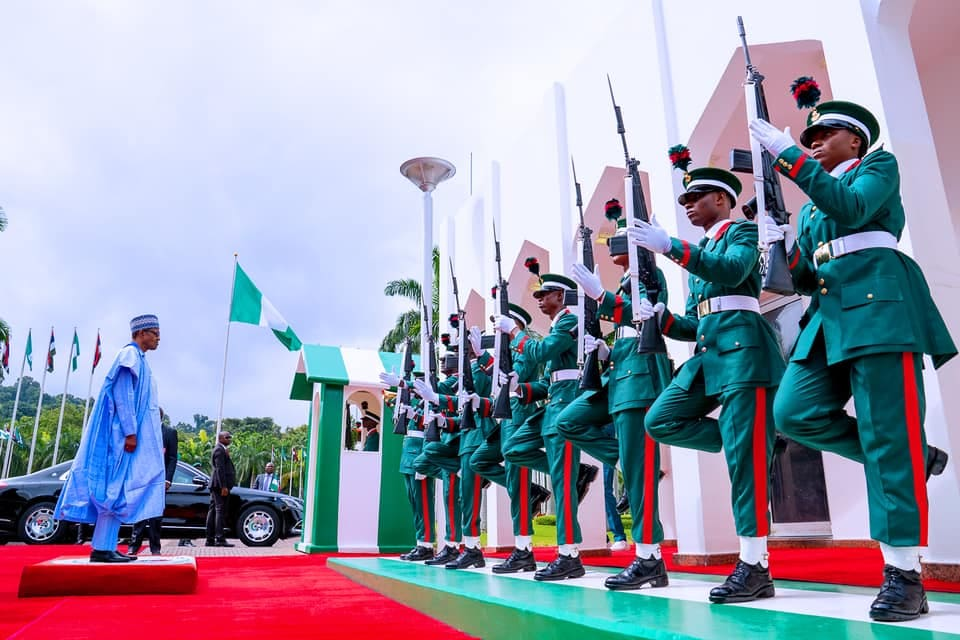 Independence Day: Guards Brigade to fire artillery gun, urge public not to panic