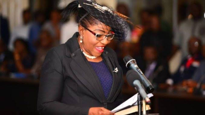 NBA President calls for confirmation of Justice Ikpeme as Cross River Chief Judge - Daily Sun