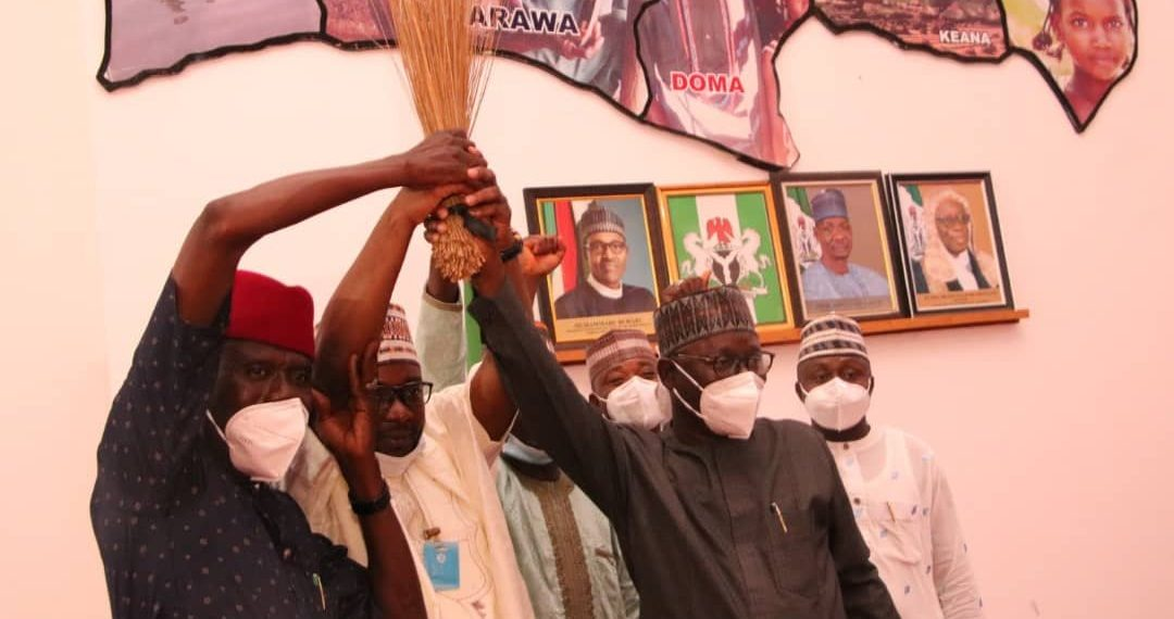 Mass defection looms in Nasarawa Assembly as SDP lawmaker defects to APC