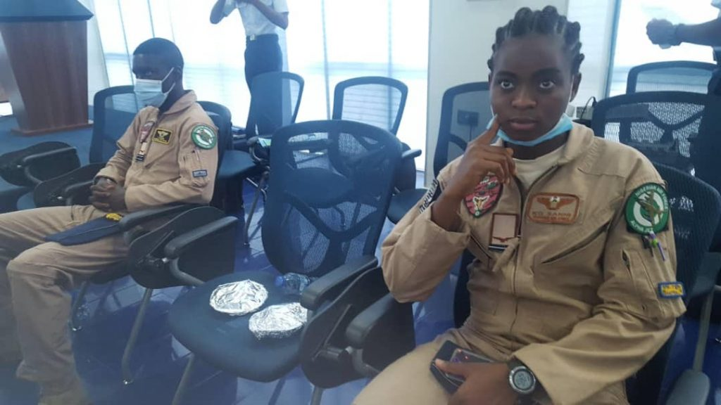 NAF set to wing 4 new fighter pilots