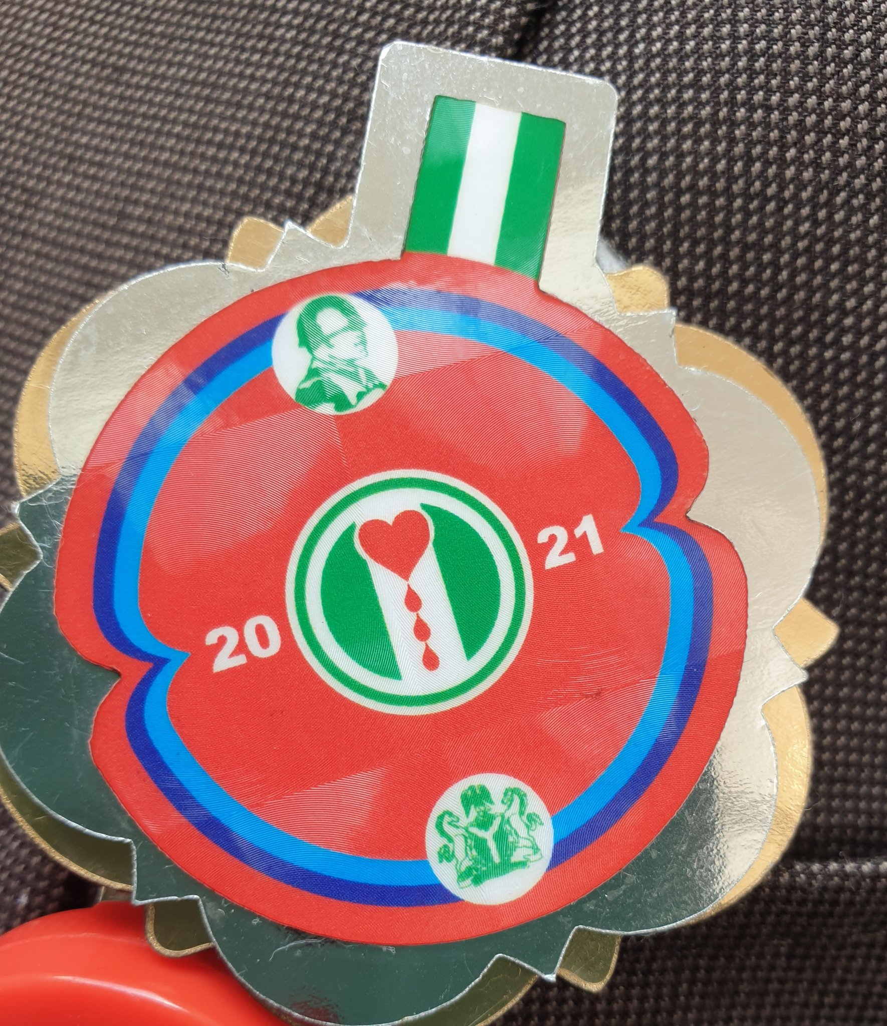 Buhari launches 2021 armed forces remembrance emblem with N10m