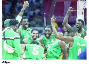 AfroBasketball Qualifier: D'Tigers finish second in Net-Rating
