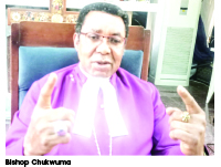 2023: President of Igbo extraction'll heal wounds of neglect –Bishop Chukwuma