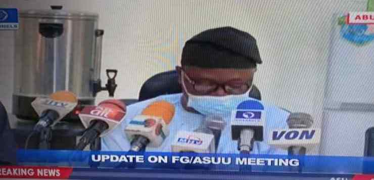 BREAKING: ASUU suspends nine-month-old strike