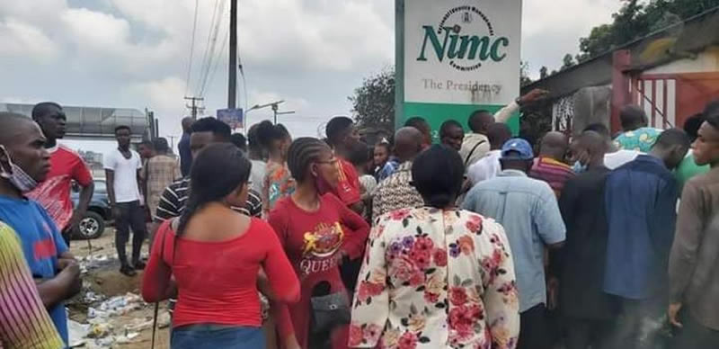 NIN registration amid COVID-19, irresponsible act of governance on display – Afenifere
