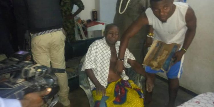 Cross River: Army foils attempted kidnap of 80-yr-old traditional ruler