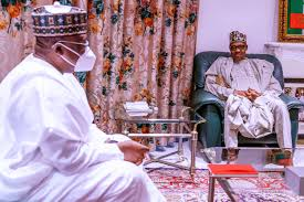 Buhari, Lawan meet over security challenges, NDDC board – The Sun Nigeria