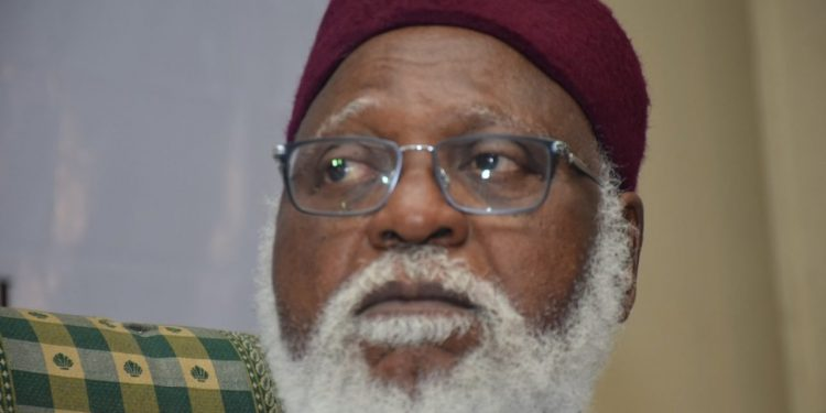 Anarchy spreading fast in Nigeria, former head of state sounds warning