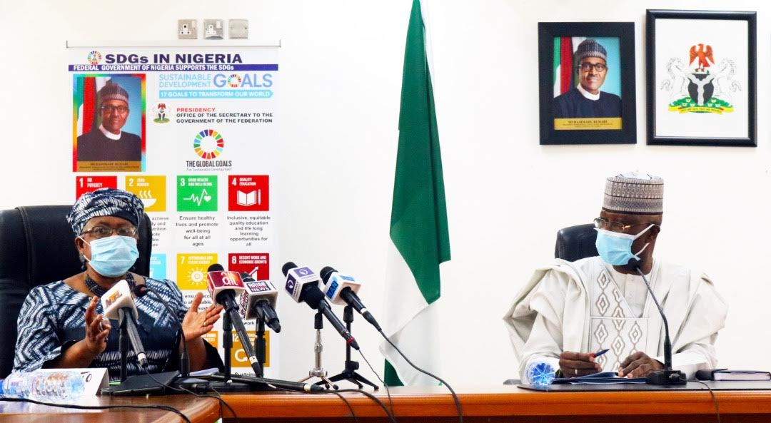 Okonjo-Iweala promises to help ease trade restrictions on health supplies,  others