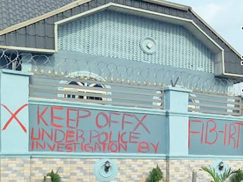 Man turns church premises to kidnappers' den