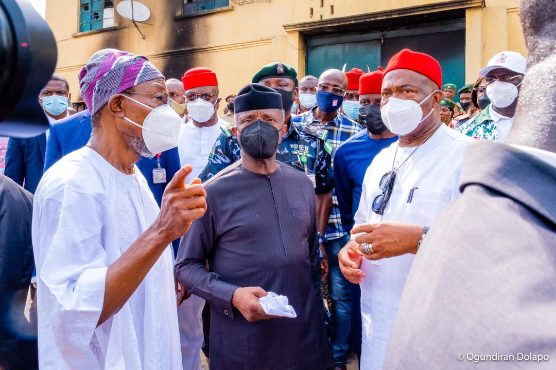 FG' ll fish out criminals and boost security around custodial centres –  Aregbesola – The Sun Nigeria