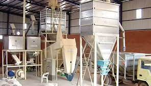 Commissioner inaugurates animal feeds production factory, farm in Anambra