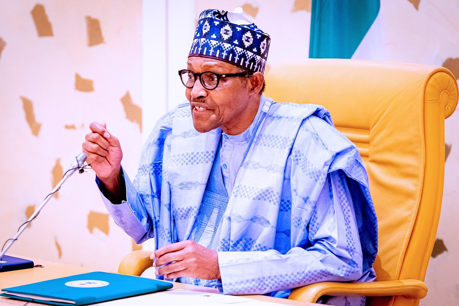 Buhari directs 7 North-West governors to end banditry – The Sun Nigeria