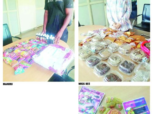 20-year-old drugs peddler: Why I make cookies laced with hard drugs