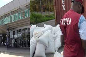 NDLEA arrests trafficker with N2.3b cocaine at Abuja airport – The Sun  Nigeria